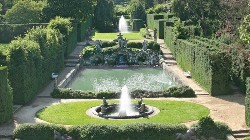 Il Giardino Monumentale Di Valsanzibio Blog Bristol Buja